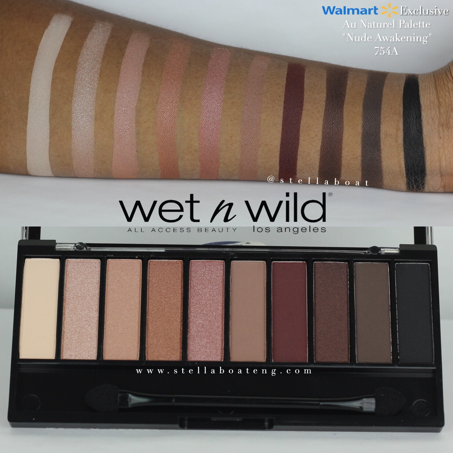 MegaGlo Contouring Palette by Wet n Wild Beauty #13